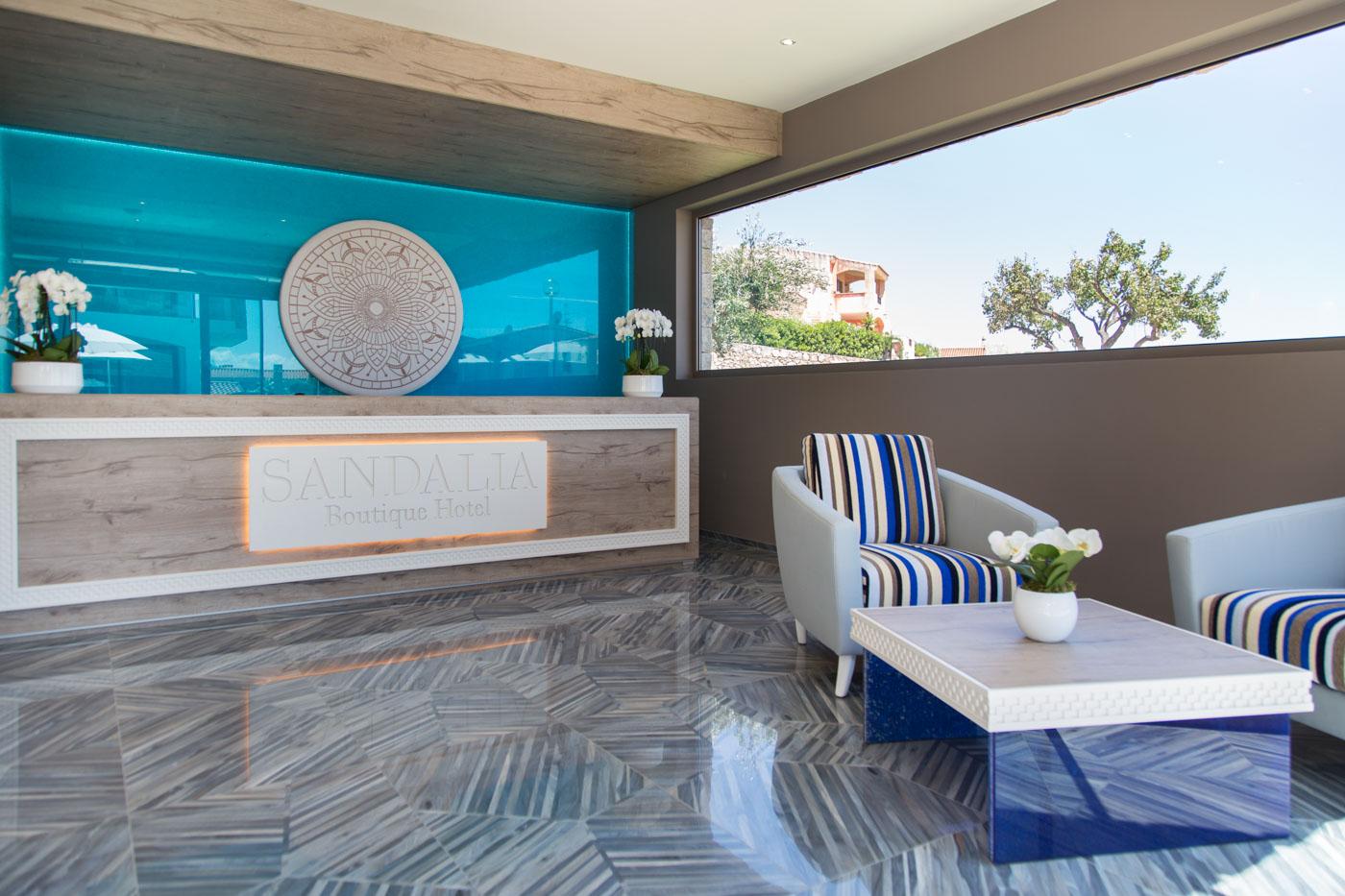Interni Sandalia Boutique Hotel - Sardegna